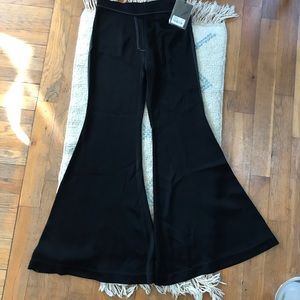 NWT Ellery Wide Leg Pants
